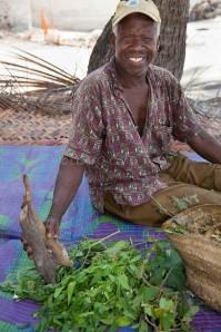Cecil the herbalist fro Zanzibar