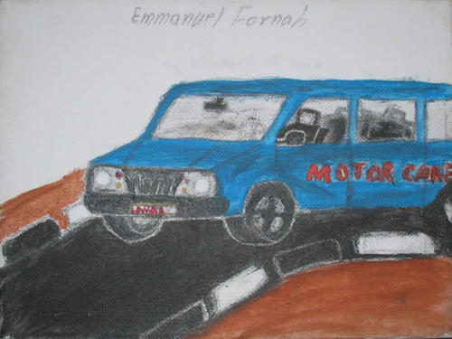 Emmanuel Fornah, 12 years, Sierra Leone
