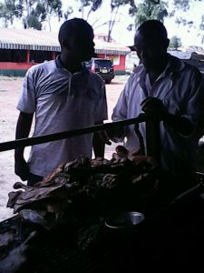 The nyama choma den