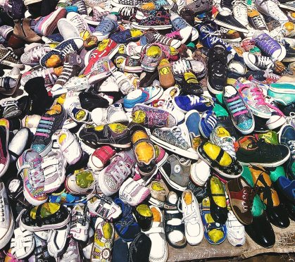 Margaret's shoes for sale in Kawangware