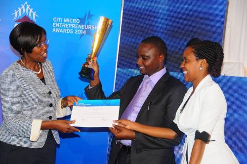 Most Innovative MFI - Citi Microentrepreneurship Awards 2014